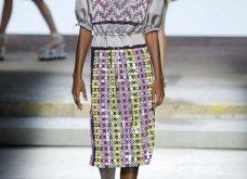 Η Μαίρη Κατράντζου εντυπωσίασε στην Εβδομάδα Μόδας του Λονδίνου – Ρούχα βγαλμένα από ταινίες της Disney - Κυρίως Φωτογραφία - Gallery - Video 22