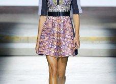 Η Μαίρη Κατράντζου εντυπωσίασε στην Εβδομάδα Μόδας του Λονδίνου – Ρούχα βγαλμένα από ταινίες της Disney - Κυρίως Φωτογραφία - Gallery - Video 24