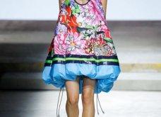 Η Μαίρη Κατράντζου εντυπωσίασε στην Εβδομάδα Μόδας του Λονδίνου – Ρούχα βγαλμένα από ταινίες της Disney - Κυρίως Φωτογραφία - Gallery - Video 2