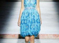 Η Μαίρη Κατράντζου εντυπωσίασε στην Εβδομάδα Μόδας του Λονδίνου – Ρούχα βγαλμένα από ταινίες της Disney - Κυρίως Φωτογραφία - Gallery - Video 29