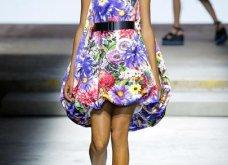 Η Μαίρη Κατράντζου εντυπωσίασε στην Εβδομάδα Μόδας του Λονδίνου – Ρούχα βγαλμένα από ταινίες της Disney - Κυρίως Φωτογραφία - Gallery - Video 6