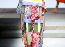 Η Μαίρη Κατράντζου εντυπωσίασε στην Εβδομάδα Μόδας του Λονδίνου – Ρούχα βγαλμένα από ταινίες της Disney - Κυρίως Φωτογραφία - Gallery - Video 7