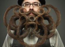 Τα 10 καλύτερα μουστάκια και γένια στον κόσμο: οι νικητές του 2017 World Beard And Mustache Championship  - Κυρίως Φωτογραφία - Gallery - Video 29