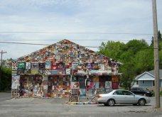 45 απίθανα σημεία η οχήματα της πόλης που διακοσμήθηκαν με πολύχρωμα πλεκτά - Κυρίως Φωτογραφία - Gallery - Video 20