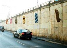 45 απίθανα σημεία η οχήματα της πόλης που διακοσμήθηκαν με πολύχρωμα πλεκτά - Κυρίως Φωτογραφία - Gallery - Video 34