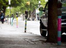 45 απίθανα σημεία η οχήματα της πόλης που διακοσμήθηκαν με πολύχρωμα πλεκτά - Κυρίως Φωτογραφία - Gallery - Video 35