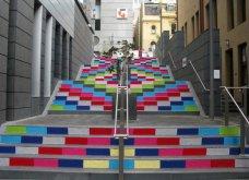 45 απίθανα σημεία η οχήματα της πόλης που διακοσμήθηκαν με πολύχρωμα πλεκτά - Κυρίως Φωτογραφία - Gallery - Video 39