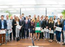 Δεκαεννέα Υποτροφίες από τον Όμιλο ΕΛΠΕ για Μεταπτυχιακές Σπουδές στην Ελλάδα - Κυρίως Φωτογραφία - Gallery - Video