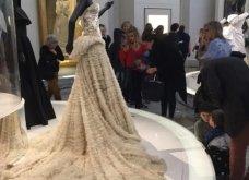 Αποκλειστικές φωτο & βίντεο Christian Dior: Έκθεση ύμνος  στην μόδα  από το Παρίσι -Απολαύστε  την  - Κυρίως Φωτογραφία - Gallery - Video 6