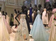 Αποκλειστικές φωτο & βίντεο Christian Dior: Έκθεση ύμνος  στην μόδα  από το Παρίσι -Απολαύστε  την  - Κυρίως Φωτογραφία - Gallery - Video 4
