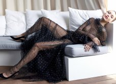 Bella Hadid: Νέα εντυπωσιακή φωτογράφιση θα σας αφήσει άφωνους - Η γαζέλα με τις μαύρες διαφάνειες  - Κυρίως Φωτογραφία - Gallery - Video