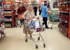 Τα ψώνια στο σούπερ μάρκετ είναι ιδανική άσκηση για άτομα τρίτης ηλικίας - Κυρίως Φωτογραφία - Gallery - Video