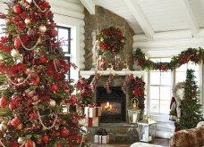 Χριστούγεννα! 70 φωτογραφίες, 11 διαφορετικά στυλ διακόσμησης για το σπίτι σας: Girly country vintage όλα!  - Κυρίως Φωτογραφία - Gallery - Video