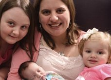 Story of the day : Πως αυτό το μωράκι γεννήθηκε δύο φορές: Μια στις 28 εβδομάδες & μια στις 40 (ΦΩΤΟ-ΒΙΝΤΕΟ)  - Κυρίως Φωτογραφία - Gallery - Video