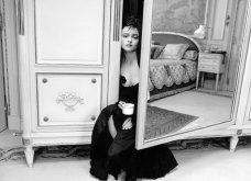 24 έξοχα Black and White πορτραίτα διασημοτήτων από τον ευαίσθητο φακό της κόρης της Τζέιν Μπίρκιν (ΦΩΤΟ) - Κυρίως Φωτογραφία - Gallery - Video 16