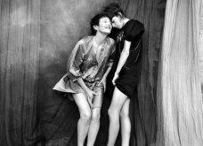 24 έξοχα Black and White πορτραίτα διασημοτήτων από τον ευαίσθητο φακό της κόρης της Τζέιν Μπίρκιν (ΦΩΤΟ) - Κυρίως Φωτογραφία - Gallery - Video 18