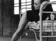24 έξοχα Black and White πορτραίτα διασημοτήτων από τον ευαίσθητο φακό της κόρης της Τζέιν Μπίρκιν (ΦΩΤΟ) - Κυρίως Φωτογραφία - Gallery - Video 19