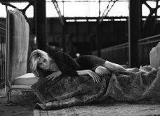 24 έξοχα Black and White πορτραίτα διασημοτήτων από τον ευαίσθητο φακό της κόρης της Τζέιν Μπίρκιν (ΦΩΤΟ) - Κυρίως Φωτογραφία - Gallery - Video 12