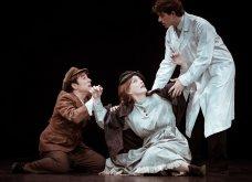 Εκπληκτική η μεταμόρφωση του Τσαλαμπάση σε Τσάρλι Τσάπλιν για πρώτη φορά στην Ελλάδα και στο θέατρο Ακροπόλ (ΦΩΤΟ- ΒΙΝΤΕΟ) - Κυρίως Φωτογραφία - Gallery - Video