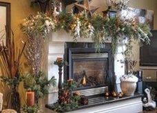 Χριστούγεννα! 70 φωτογραφίες, 11 διαφορετικά στυλ διακόσμησης για το σπίτι σας: Girly country vintage όλα!  - Κυρίως Φωτογραφία - Gallery - Video 5