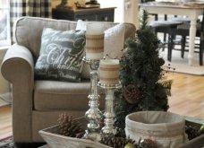 Χριστούγεννα! 70 φωτογραφίες, 11 διαφορετικά στυλ διακόσμησης για το σπίτι σας: Girly country vintage όλα!  - Κυρίως Φωτογραφία - Gallery - Video 6