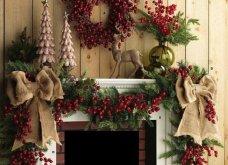 Χριστούγεννα! 70 φωτογραφίες, 11 διαφορετικά στυλ διακόσμησης για το σπίτι σας: Girly country vintage όλα!  - Κυρίως Φωτογραφία - Gallery - Video 8