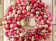 Χριστούγεννα! 70 φωτογραφίες, 11 διαφορετικά στυλ διακόσμησης για το σπίτι σας: Girly country vintage όλα!  - Κυρίως Φωτογραφία - Gallery - Video 9