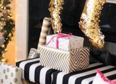 Χριστούγεννα! 70 φωτογραφίες, 11 διαφορετικά στυλ διακόσμησης για το σπίτι σας: Girly country vintage όλα!  - Κυρίως Φωτογραφία - Gallery - Video 10