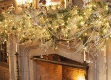 Χριστούγεννα! 70 φωτογραφίες, 11 διαφορετικά στυλ διακόσμησης για το σπίτι σας: Girly country vintage όλα!  - Κυρίως Φωτογραφία - Gallery - Video 11