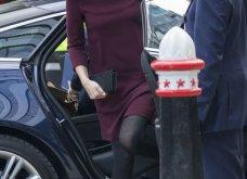 Με μπορντό μίνι η έγκυος για τρίτη φορά Kate Middleton κέρδισε τα βλέμματα με το χαμόγελο και τη λάμψη της (ΦΩΤΟ) - Κυρίως Φωτογραφία - Gallery - Video