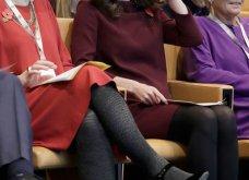 Με μπορντό μίνι η έγκυος για τρίτη φορά Kate Middleton κέρδισε τα βλέμματα με το χαμόγελο και τη λάμψη της (ΦΩΤΟ) - Κυρίως Φωτογραφία - Gallery - Video 11