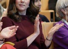 Με μπορντό μίνι η έγκυος για τρίτη φορά Kate Middleton κέρδισε τα βλέμματα με το χαμόγελο και τη λάμψη της (ΦΩΤΟ) - Κυρίως Φωτογραφία - Gallery - Video 17