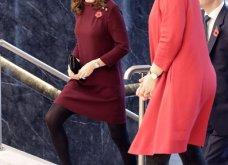 Με μπορντό μίνι η έγκυος για τρίτη φορά Kate Middleton κέρδισε τα βλέμματα με το χαμόγελο και τη λάμψη της (ΦΩΤΟ) - Κυρίως Φωτογραφία - Gallery - Video 20