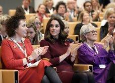 Με μπορντό μίνι η έγκυος για τρίτη φορά Kate Middleton κέρδισε τα βλέμματα με το χαμόγελο και τη λάμψη της (ΦΩΤΟ) - Κυρίως Φωτογραφία - Gallery - Video 21