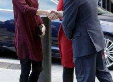 Με μπορντό μίνι η έγκυος για τρίτη φορά Kate Middleton κέρδισε τα βλέμματα με το χαμόγελο και τη λάμψη της (ΦΩΤΟ) - Κυρίως Φωτογραφία - Gallery - Video 24