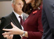 Με μπορντό μίνι η έγκυος για τρίτη φορά Kate Middleton κέρδισε τα βλέμματα με το χαμόγελο και τη λάμψη της (ΦΩΤΟ) - Κυρίως Φωτογραφία - Gallery - Video 26