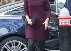 Με μπορντό μίνι η έγκυος για τρίτη φορά Kate Middleton κέρδισε τα βλέμματα με το χαμόγελο και τη λάμψη της (ΦΩΤΟ) - Κυρίως Φωτογραφία - Gallery - Video 3