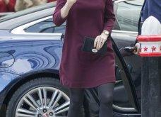 Με μπορντό μίνι η έγκυος για τρίτη φορά Kate Middleton κέρδισε τα βλέμματα με το χαμόγελο και τη λάμψη της (ΦΩΤΟ) - Κυρίως Φωτογραφία - Gallery - Video 4