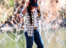 Πως να φορέσετε τις φλατ μπότες σας: Δείτε 20+1 συνδυασμούς και κλέψτε τις εντυπώσεις (ΦΩΤΟ) - Κυρίως Φωτογραφία - Gallery - Video