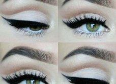 25 προτάσεις για το Negative Space Eye Makeup - Κορυφαία τάση στο μακιγιάζ του χειμώνα (ΦΩΤΟ) - Κυρίως Φωτογραφία - Gallery - Video 15