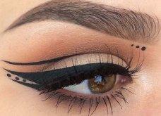 25 προτάσεις για το Negative Space Eye Makeup - Κορυφαία τάση στο μακιγιάζ του χειμώνα (ΦΩΤΟ) - Κυρίως Φωτογραφία - Gallery - Video 5