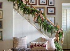 Χριστούγεννα! 70 φωτογραφίες, 11 διαφορετικά στυλ διακόσμησης για το σπίτι σας: Girly country vintage όλα!  - Κυρίως Φωτογραφία - Gallery - Video 13