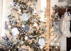 Χριστούγεννα! 70 φωτογραφίες, 11 διαφορετικά στυλ διακόσμησης για το σπίτι σας: Girly country vintage όλα!  - Κυρίως Φωτογραφία - Gallery - Video 15