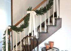 Χριστούγεννα! 70 φωτογραφίες, 11 διαφορετικά στυλ διακόσμησης για το σπίτι σας: Girly country vintage όλα!  - Κυρίως Φωτογραφία - Gallery - Video 23