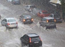 Ποιοι δρόμοι της Αττικής έχουν κλείσει λόγω συσσώρευσης υδάτων - Κυρίως Φωτογραφία - Gallery - Video