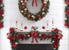 Χριστούγεννα! 70 φωτογραφίες, 11 διαφορετικά στυλ διακόσμησης για το σπίτι σας: Girly country vintage όλα!  - Κυρίως Φωτογραφία - Gallery - Video 25