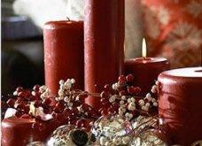 Χριστούγεννα! 70 φωτογραφίες, 11 διαφορετικά στυλ διακόσμησης για το σπίτι σας: Girly country vintage όλα!  - Κυρίως Φωτογραφία - Gallery - Video 26