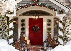 Χριστούγεννα! 70 φωτογραφίες, 11 διαφορετικά στυλ διακόσμησης για το σπίτι σας: Girly country vintage όλα!  - Κυρίως Φωτογραφία - Gallery - Video 28