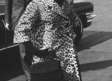 Vintage pics - H θηλυκότητα του λεοπάρ παλτό: Το λάτρεψαν Τζάκυ, Ελίζαμπεθ Τέιλορ, Γκρέις Κέλλυ, Μπαρντό, Ούρσουλα Άντρες - Κυρίως Φωτογραφία - Gallery - Video