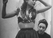 Madame Gres : Η συναρπαστική ιστορία της Γαλλίδας που σχεδίαζε ρούχα με πρότυπο τα ελληνικά αγάλματα (ΦΩΤΟ-ΒΙΝΤΕΟ)  - Κυρίως Φωτογραφία - Gallery - Video 26